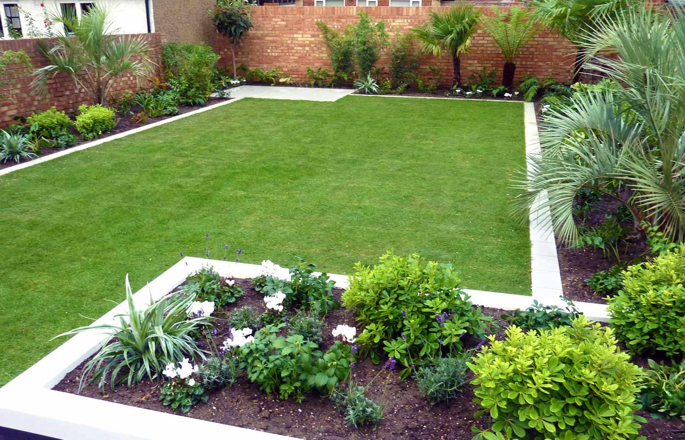 Free Small Garden DesignAnd Idea