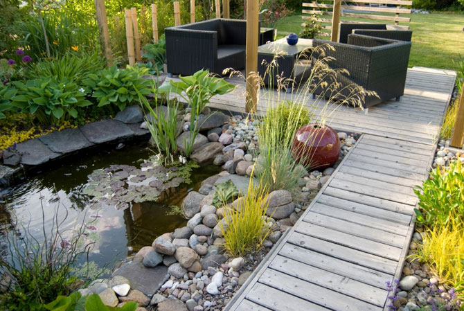Garden Landscaping Picture