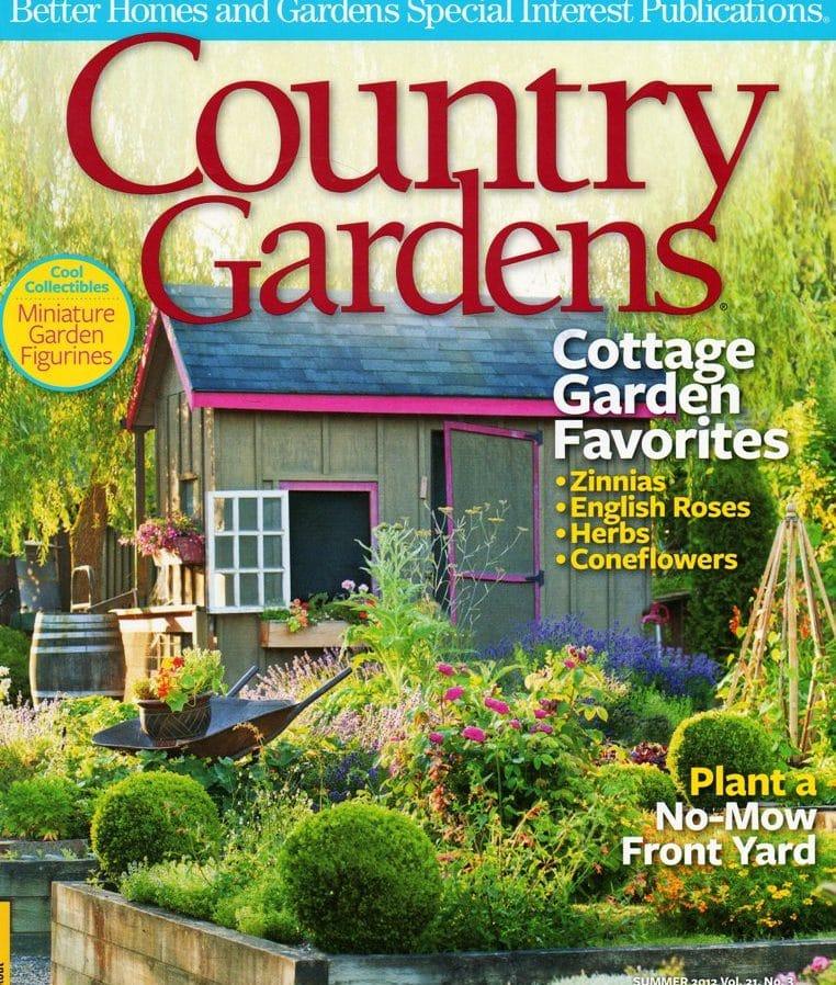 Garden Magazine Picture