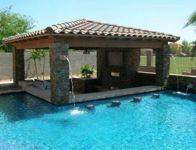 Get Free Backyard Pool Idea