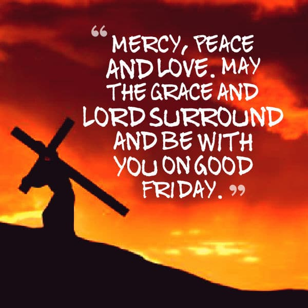 Good Friday Quotes for 2017