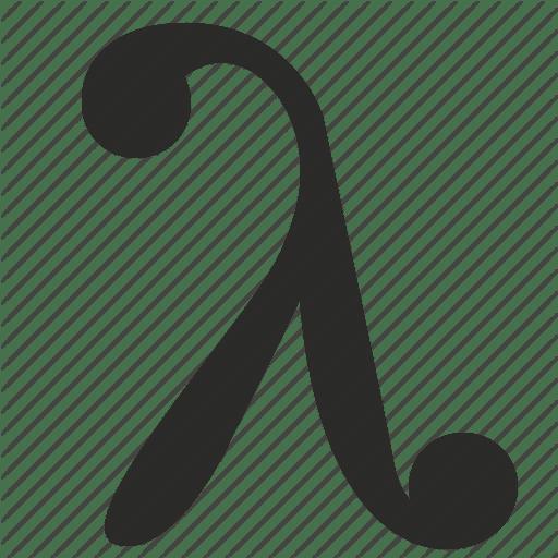 Greek Letter Lambda