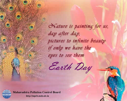 HD Images for Earth Day Message
