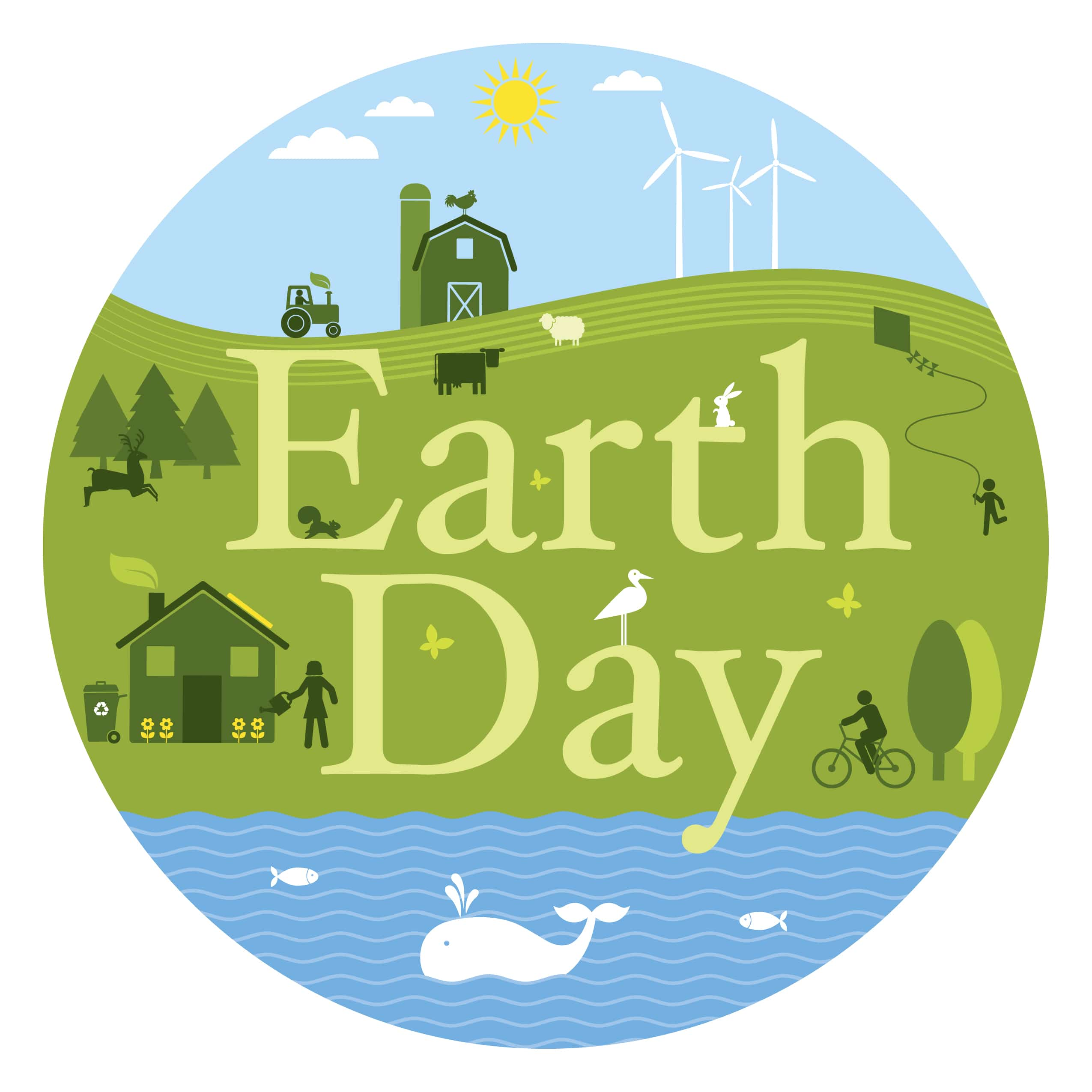 HD Images of Earth Day