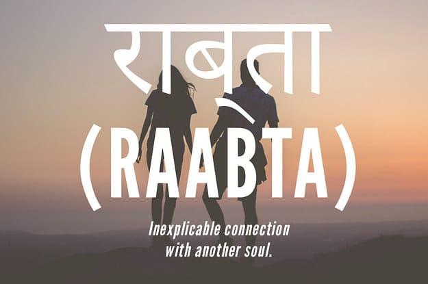 Hindi Word Image
