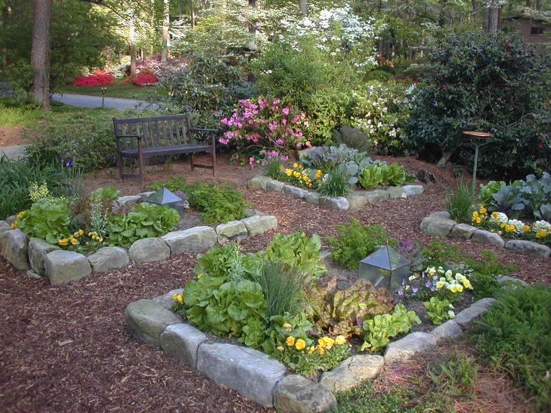 Home Garden Design Image