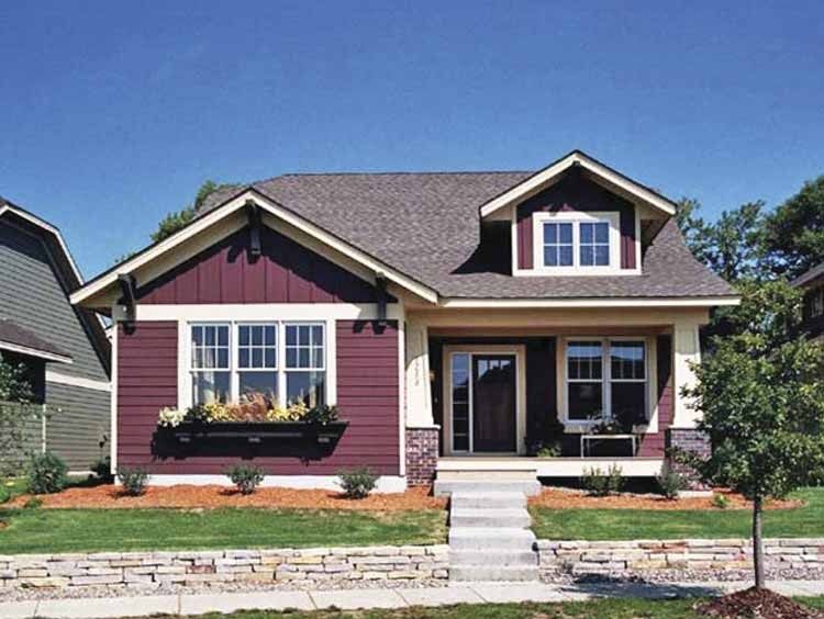 House Plan with porch Design