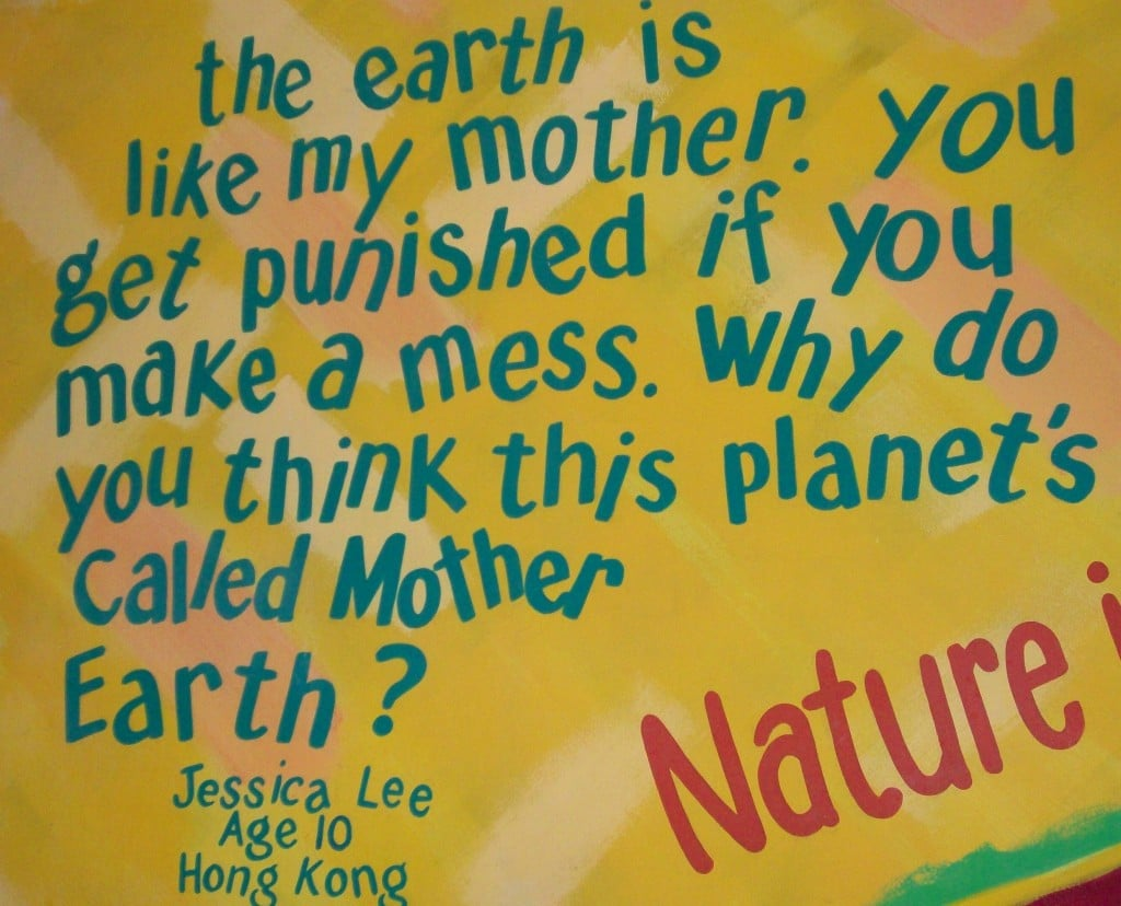 Images for Earth Day Message