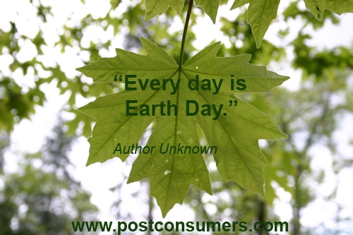Images of Earth Day Quotes