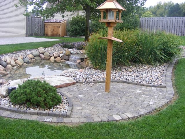 Landscape Edging Layout