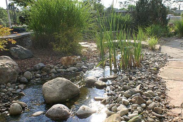 Landscaping Rock Idea