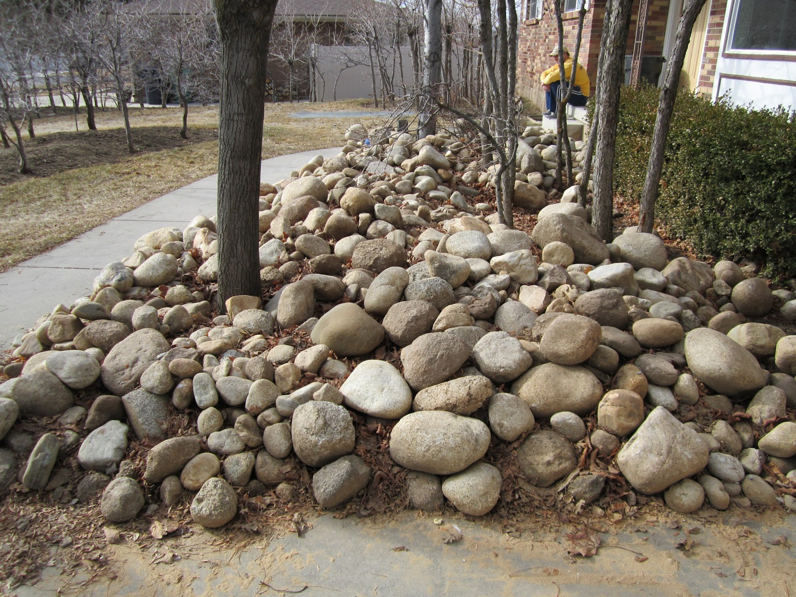 Landscaping Rock Picture