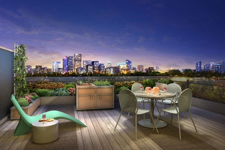 Balcony Design Image