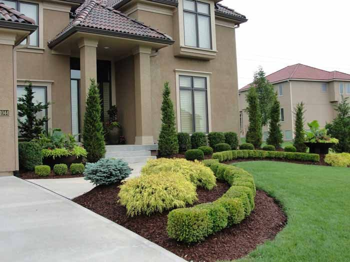 Latest Front Yard Landscaping Idea