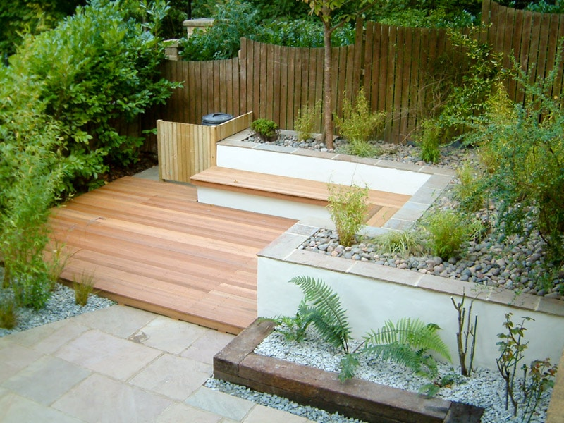 Latest Garden Design Picture