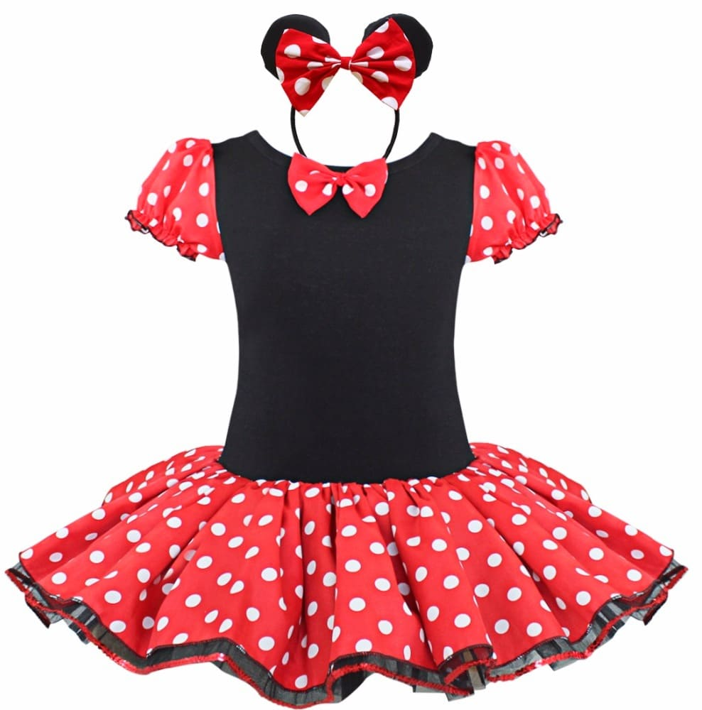Latest Minnie Mouse Outfits for Toddlers