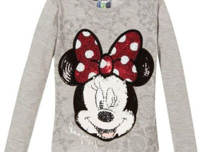 Latest Minnie Mouse Top Image