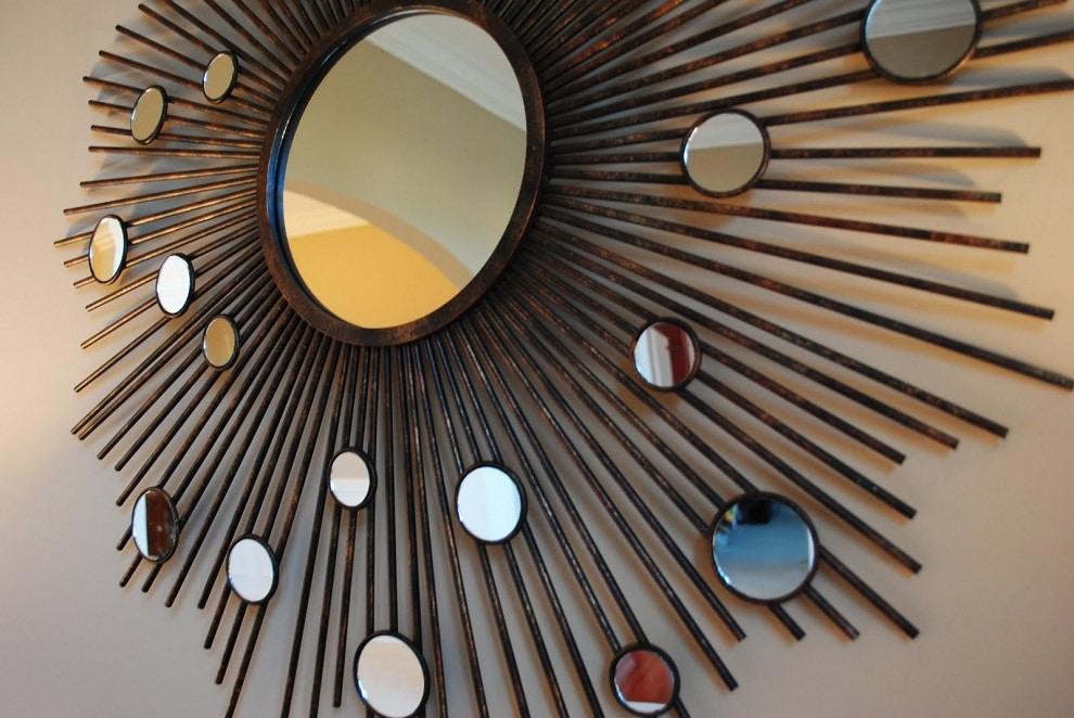 Latest Mirror Wall Decor
