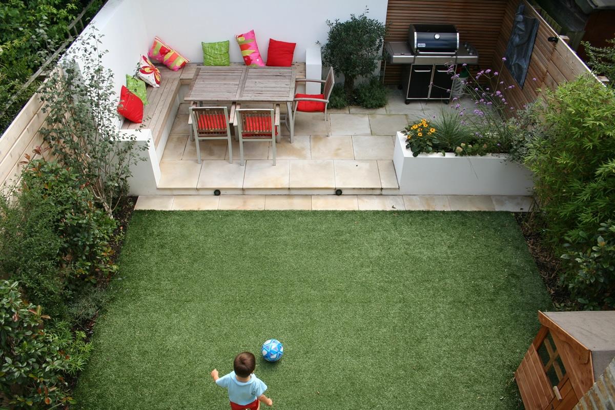 Latest Small Garden DesignAnd Idea