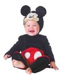 Mickey Mouse Costume Design