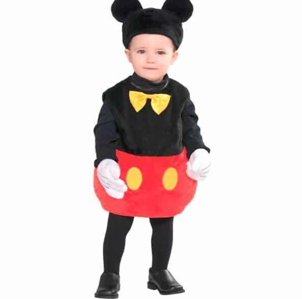 Mickey Mouse Girl Costume