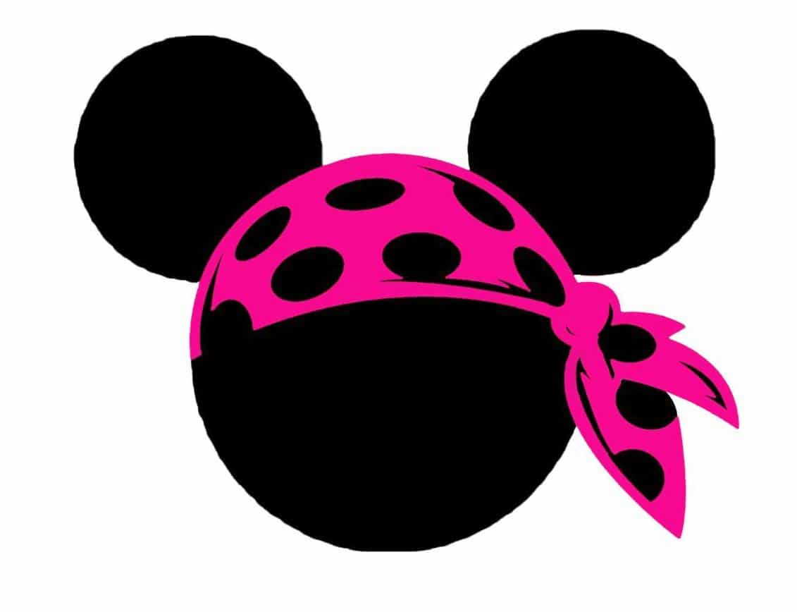 Mickey Mouse Head Picture