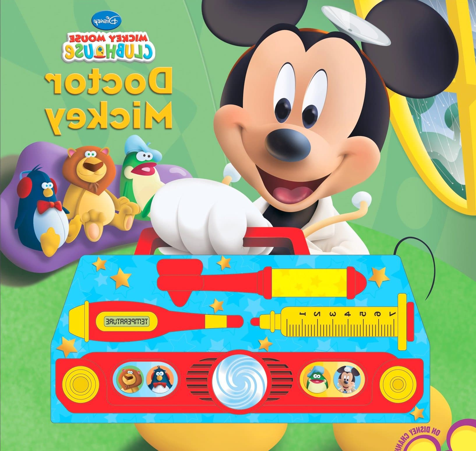 Mickey Mouse Toy Design