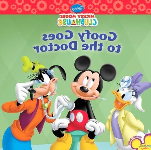 Mickey Mouse Toy Picture