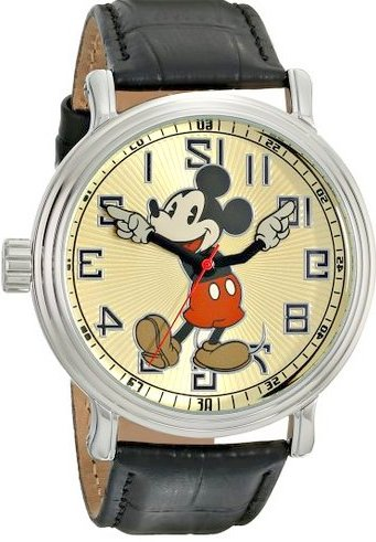 Mickey Mouse Watch HD Image