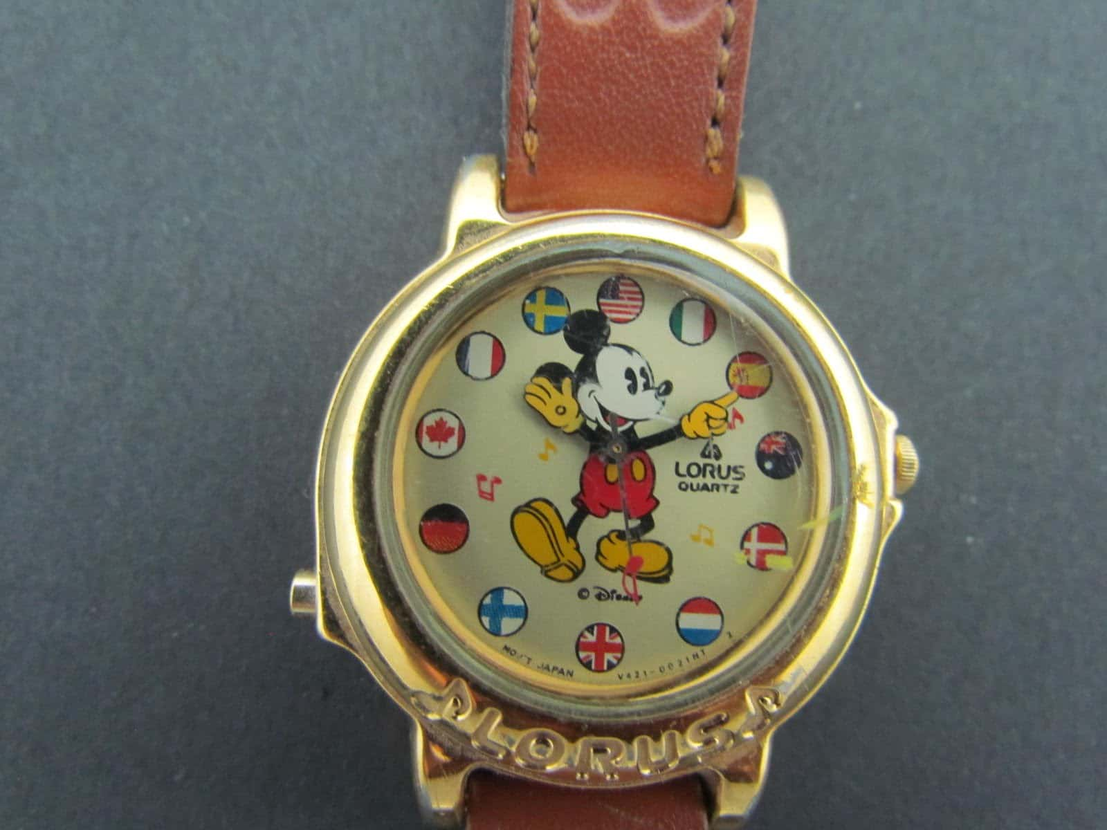 Mickey Mouse Watch Picture