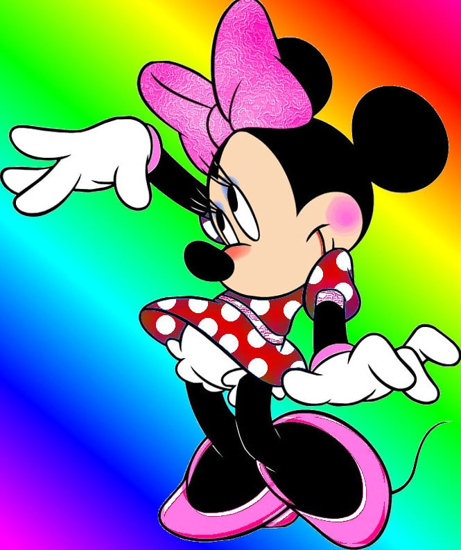 Mini Mouse Picture
