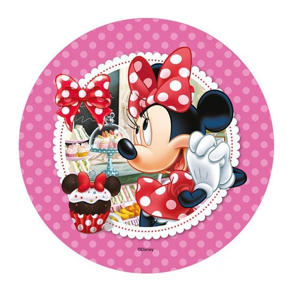 Minie Mouse Image