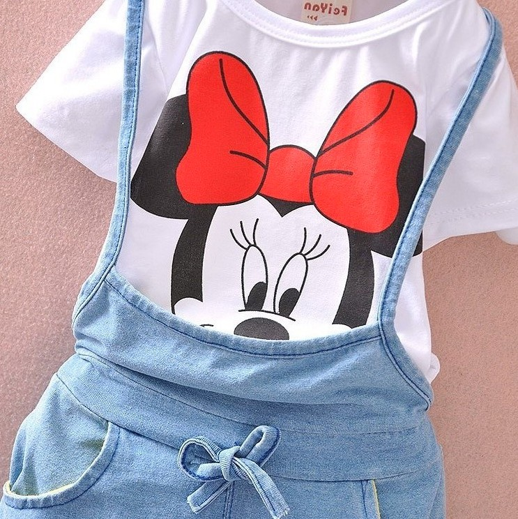 Minnie Mouse Clothes for girls