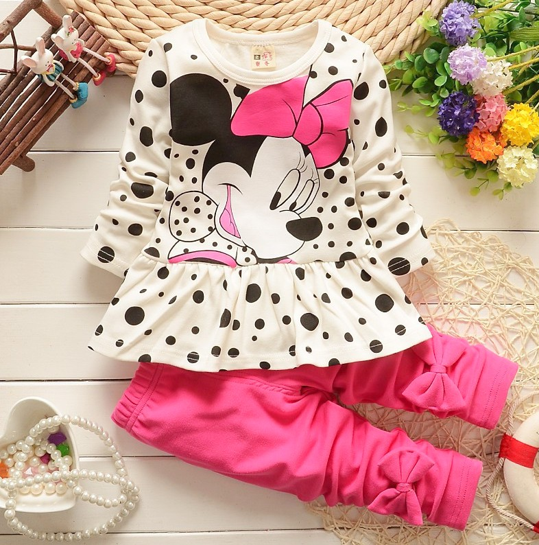Minnie Mouse Clothes for baby
