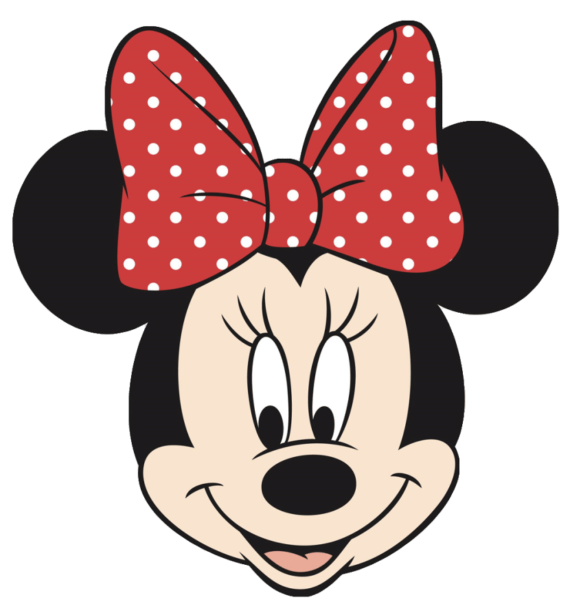 Minnie Mouse Face Photo
