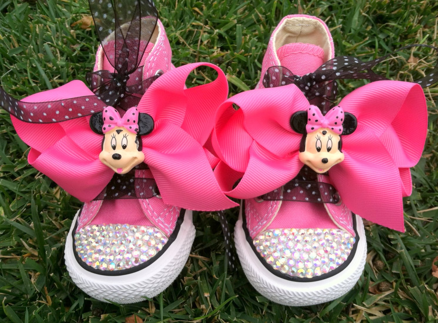 Minnie Mouse Shoes Free Deisgn