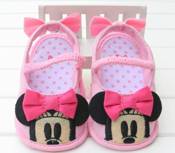Minnie Mouse Shoes idea