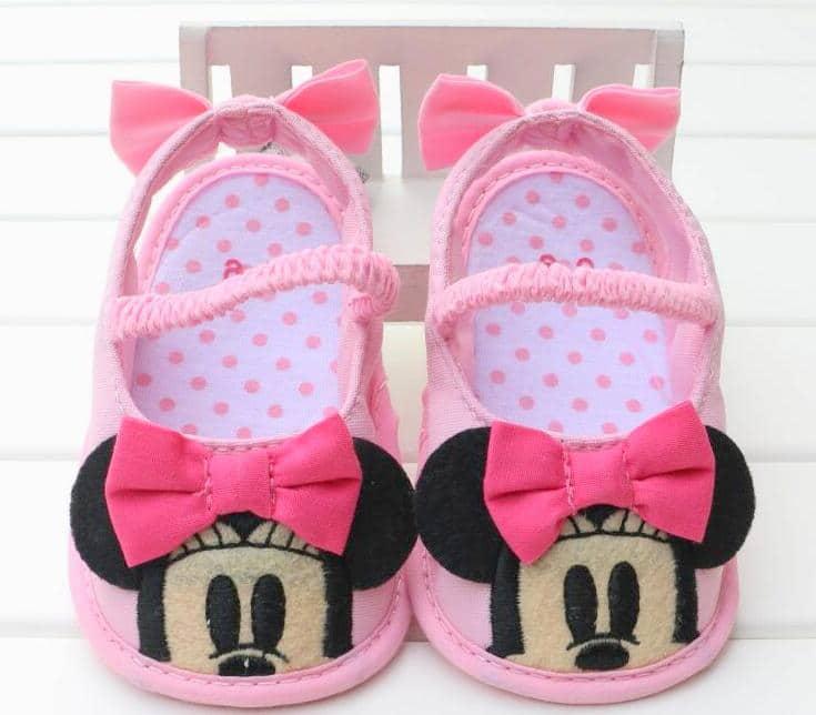 Minnie Mouse Shoes idea