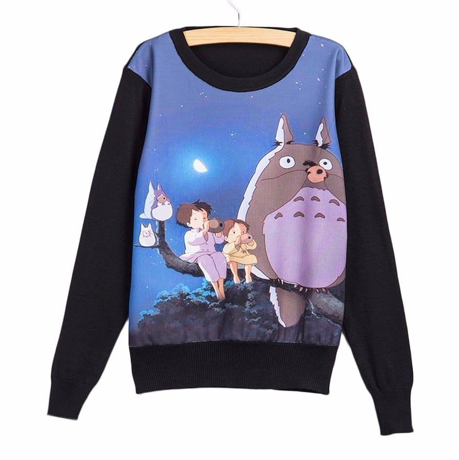 Minnie Mouse Sweater Design