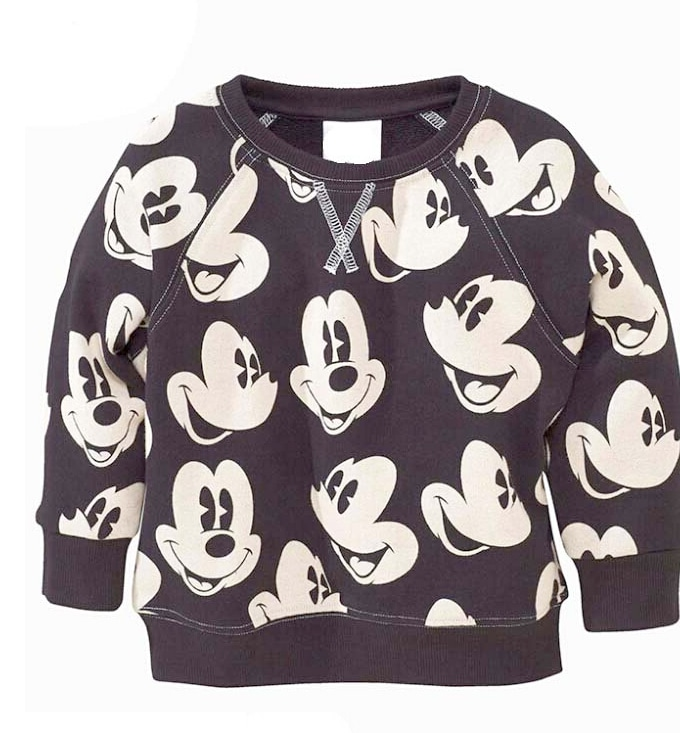 Minnie Mouse Sweater Picture