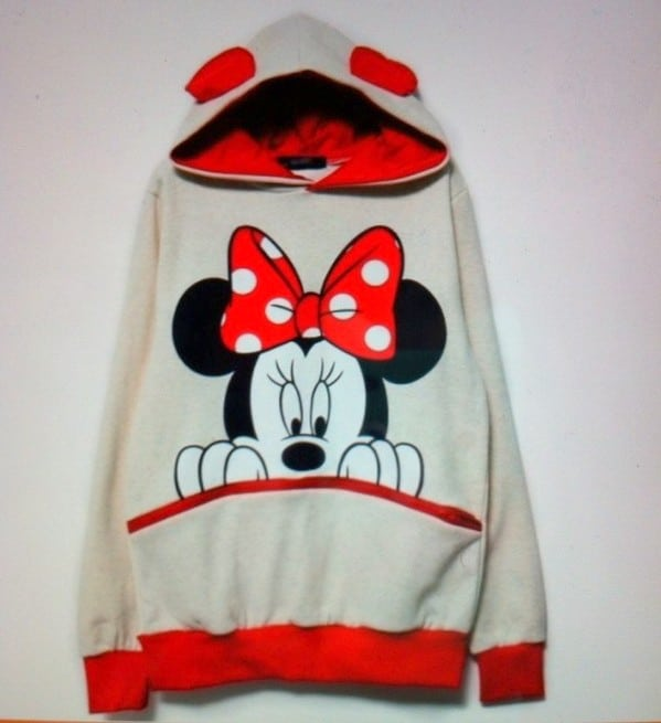 Minnie Mouse Sweater for kids