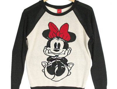 Minnie Mouse Sweater for toddler