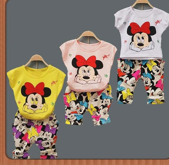 Minnie Mouse Top For toddler