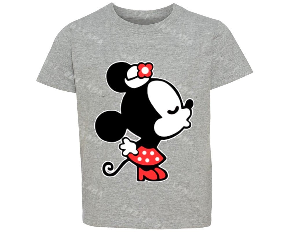 Minnie Mouse Top Pattern