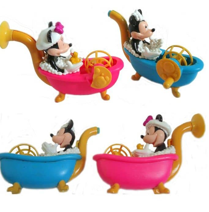 Minnie Mouse Toy Baby