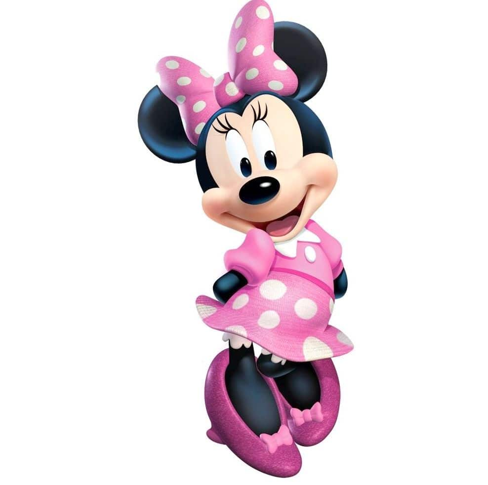 Minnie Mouse Toddlers Toy