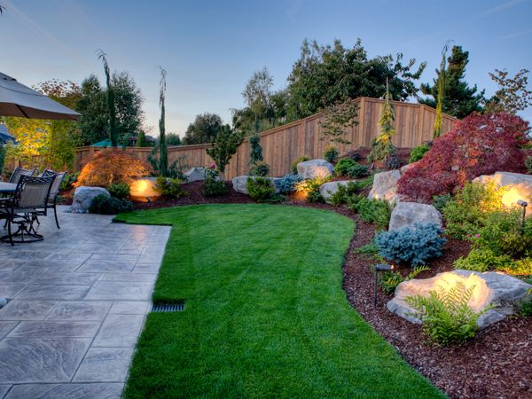 Modern Backyard Landscaping