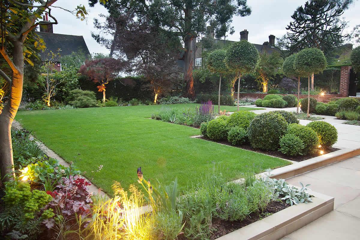 Modern Garden Design Image