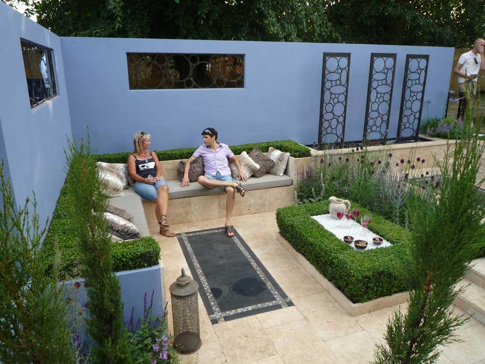 Modern Garden Design Picture