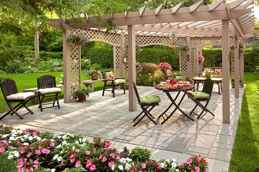 Modern Garden Idea